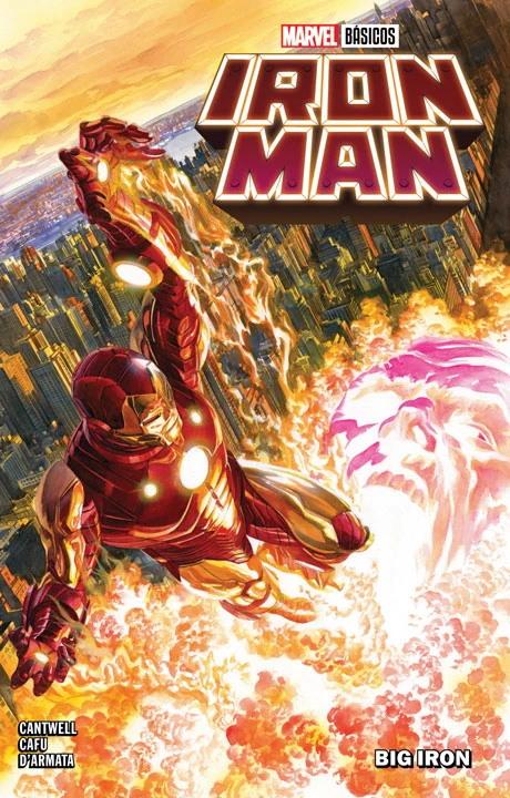 Marvel Básicos - Iron Man: Big Iron