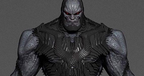 Justice League: Descubre más artes conceptuales sobre Darkseid