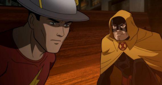 Jay Garrick y Hourman en problemas en nuevo clip de Justice Society: World War II