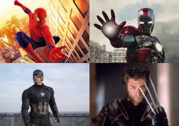 ¿Qué héroe de Marvel es el más dominante en la taquilla en toda la historia?