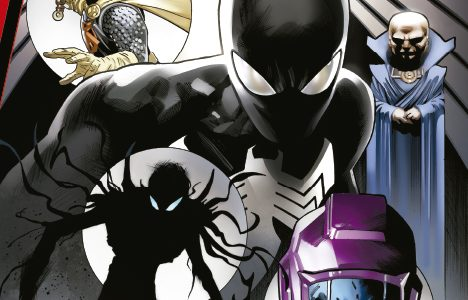 Marvel Mini Series – King in Black: Symbiote Spider-Man #1