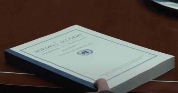Conoce como funcionan los Acuerdos de Sokovia en el MCU