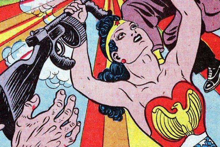 Murió Joye Hummel, la primera mujer que escribió Wonder Woman