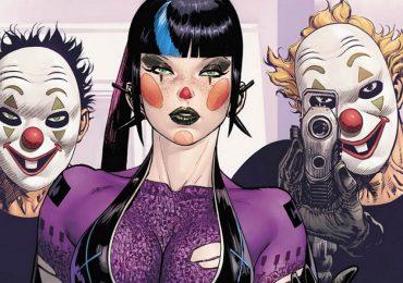 Conoce a Punchline, la nueva aliada del Joker y amenaza de Batman