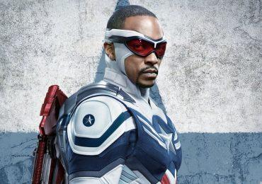 Marvel Studios comparte el poster oficial de Sam Wilson como el Capitán América