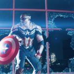 Nuevas imágenes Sam Wilson como Capitán América