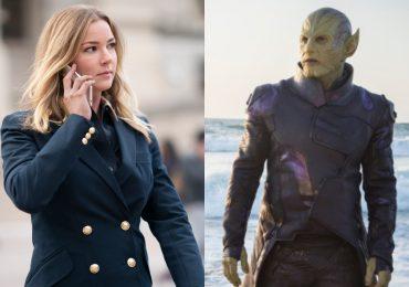 ¿Sharon Carter es una agente Skrull?