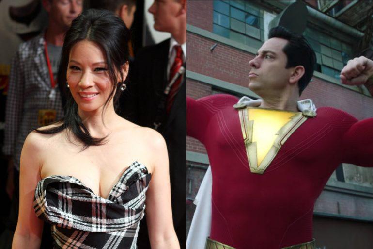 Lucy Liu se une a Shazam! Fury of the Gods como villana
