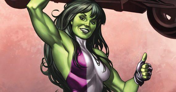 She-Hulk arranca filmaciones en Atlanta