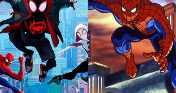 ¡Oficial! La voz de Spider-Man en la serie animada se unirá a Into the Spider-Verse 2