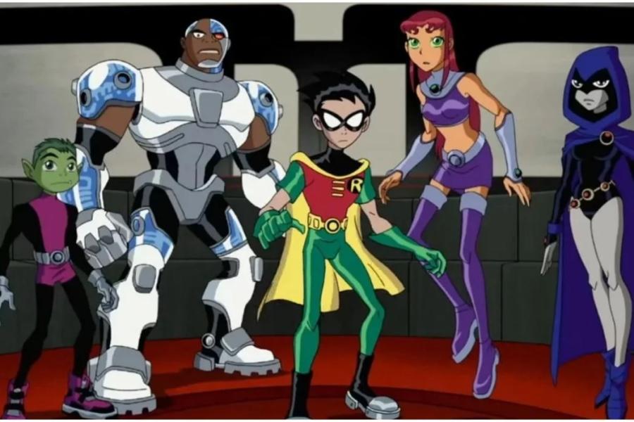 Así hubiera sido la sexta temporada de Teen Titans