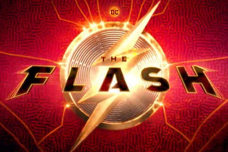 ¡Oficial! The Flash devela el logo de la película