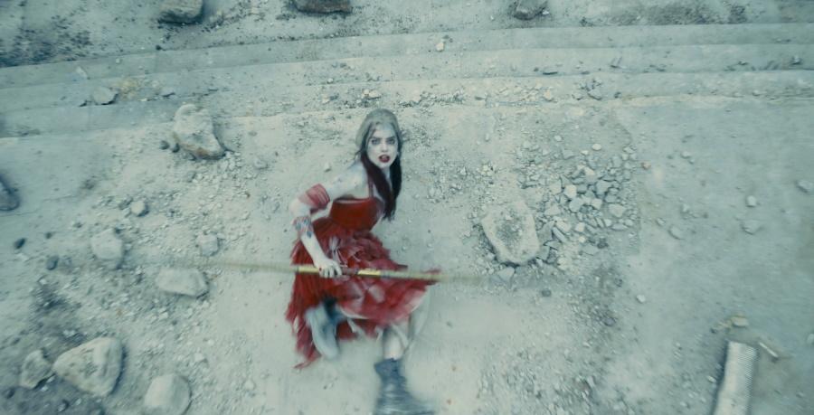 """""""En The Suicide Squad, Harley Quinn es la catalizadora del caos"""": Margot Robbie"""