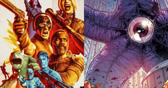 The Suicide Squad: James Gunn explica porqué Starro es el villano ideal