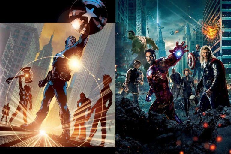 The Ultimates y la inspiración de Mark Millar para The Avengers en cine