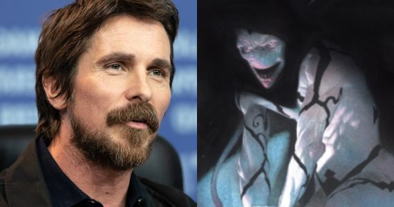 Así luce Christian Bale para interpretar a Gorr The God Butcher en Thor: Love and Thunder