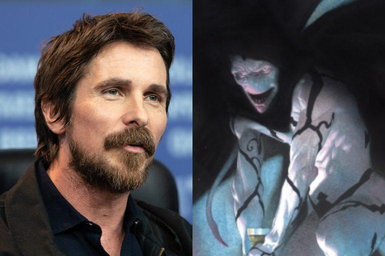 Así luce Christian Bale para interpretar a Gorr The God Butcher en Thor: Love and Thunder