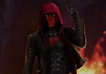 Red Hood comparte una misteriosa foto desde el set de Titans