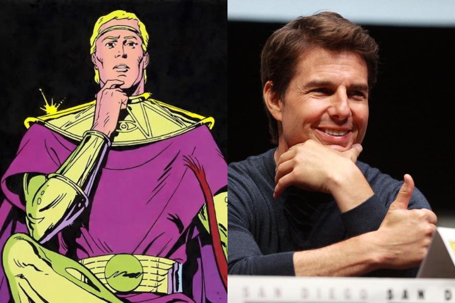 Watchmen; Tom Cruise; Ozymandias; Zack Snyder; DC Comics