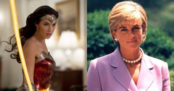 Lady Di: La inspiración de Gal Gadot para interpretar a Wonder Woman