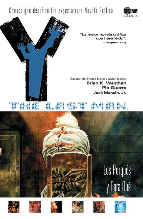 Y: The Last Man Vol. 10