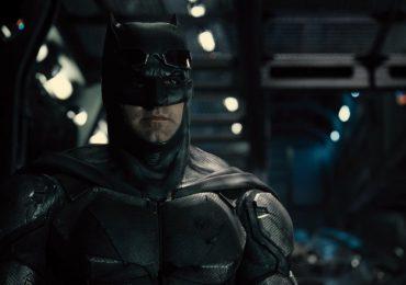 Justice League: Así lucía el primer traje táctico de Batman