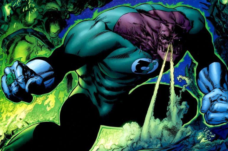 Se devela arte conceptual de Kilowog en Zack Snyder's: Justice League