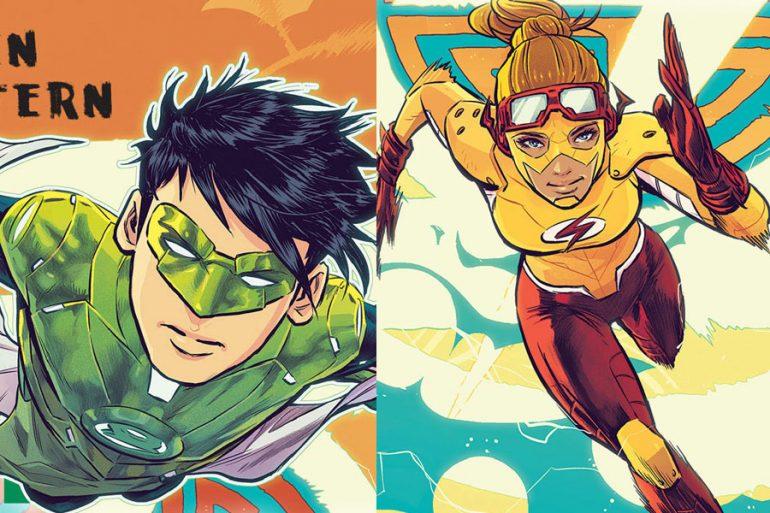 Anuncian Green Lantern: Alliance, continuación de Legado
