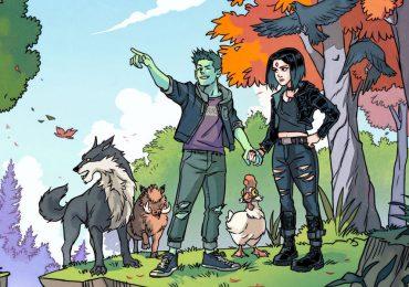 Beast Boy y el arte de Gabriel Picolo llegan a la isla de Fortnite