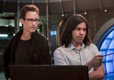 Este será el adiós de Cisco Ramón y Harrison Wells de The Flash y el Arrowverse