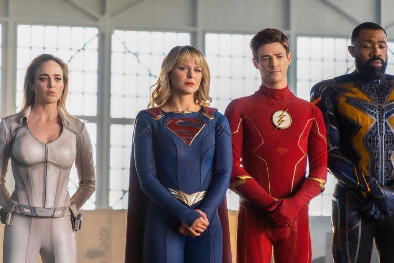 The Flash tendrá episodios tipo crossover en su temporada 8