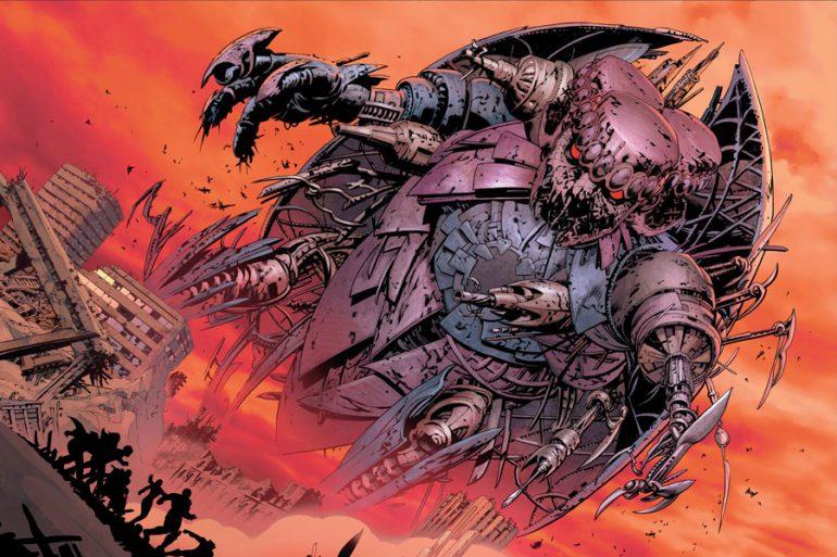 Top 7: los más peligrosos modelos de Centinelas de los X-Men