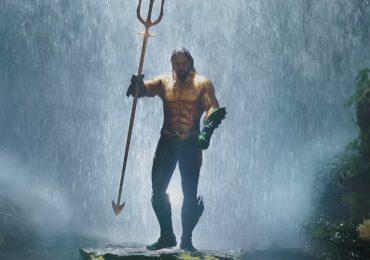Jason Momoa confirma cuando inician las filmaciones de Aquaman 2
