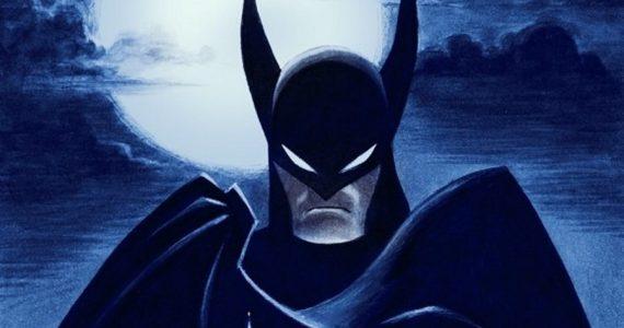 ¡Batman vuelve a una serie animada de la mano de Bruce Timm!