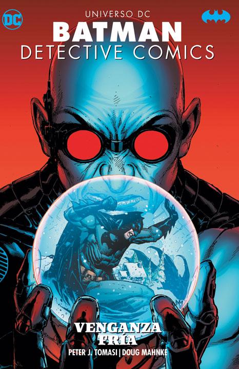 Universo DC – Batman Detective Comics: Venganza Fría