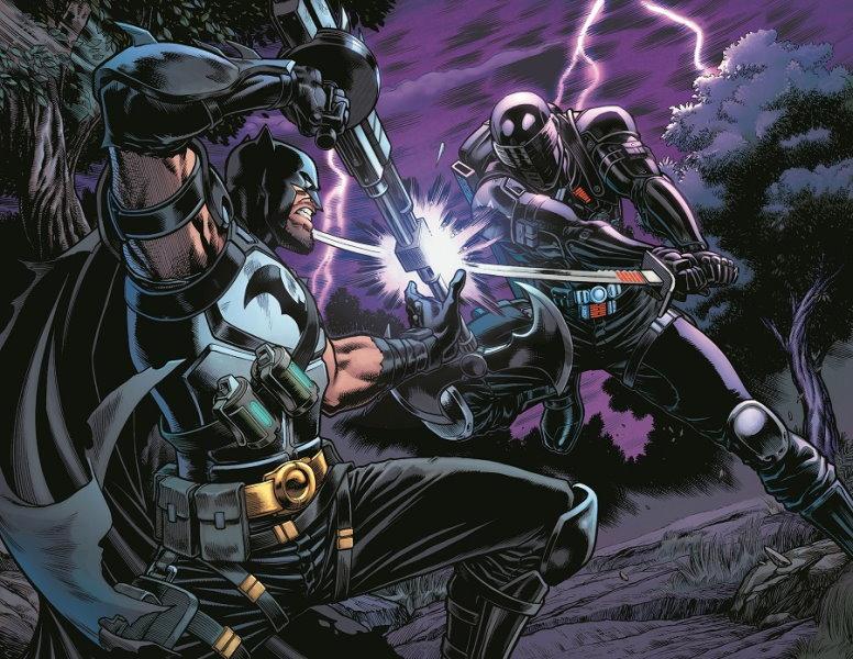 Batman vs Snake Eyes: El duelo más esperado en Punto Cero
