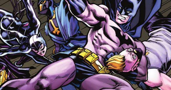 A Batman / Fortnite: Punto Cero llegarán más personajes sorpresa , adelanta su autor