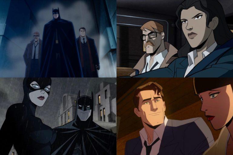 imágenes nuevas, Batman: The Long Halloween, Parte Uno