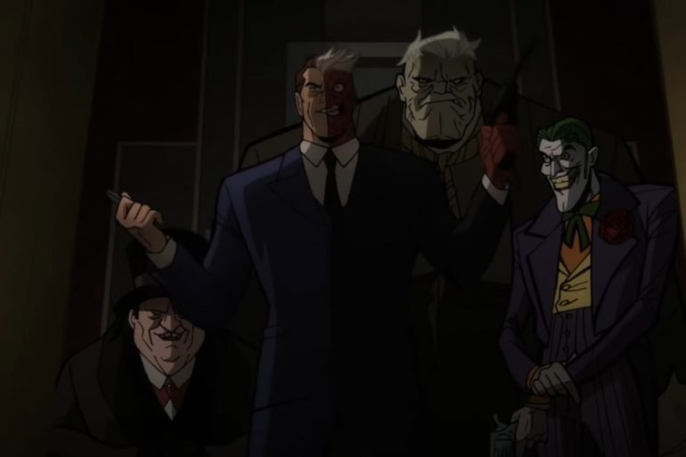 ¡La intriga se completa con el trailer de Batman: The Long Halloween Parte Dos!