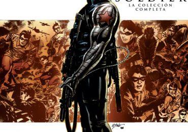 Marvel Deluxe – Capitán América: Winter Soldier La Colección Completa