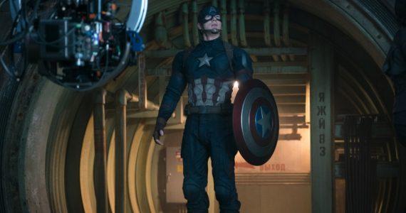 Escena eliminada de Civil War entrega un gran momento con el escudo del Capitán América