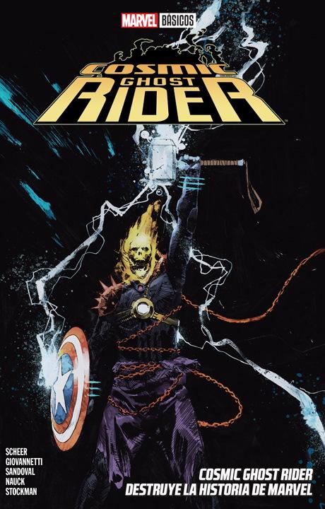Ghost Rider debutaría en Doctor Strange in the Multiverse of Madness