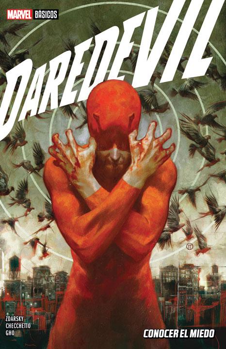 Marvel Básicos – Daredevil: Conocer el Miedo