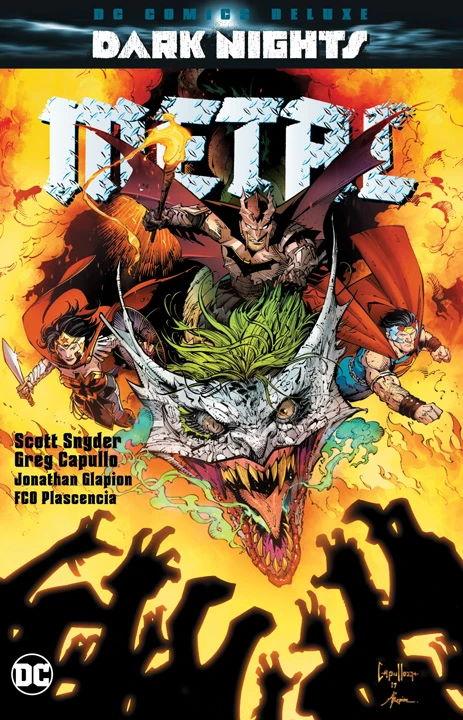 Top 10: ¿Qué se debe leer para entender Dark Nights: Death Metal?