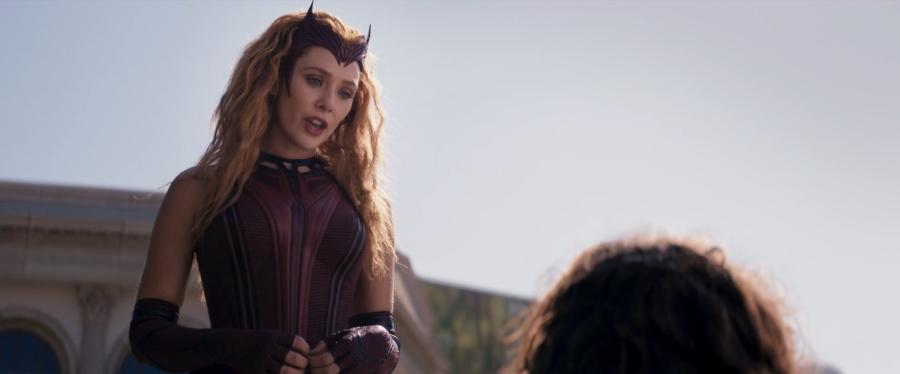 Doctor Strange 2: Elizabeth Olsen confirma nuevos poderes de Scarlet Witch