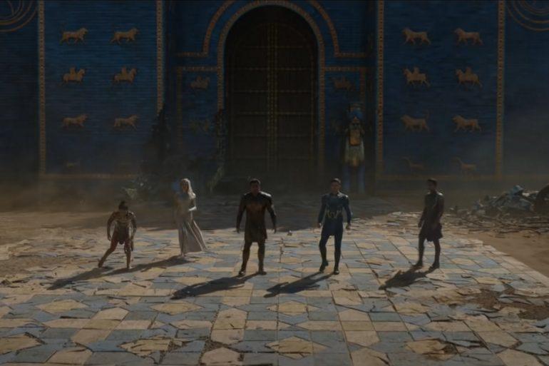 Marvel Studios ya trabajaría en la secuela de Eternals