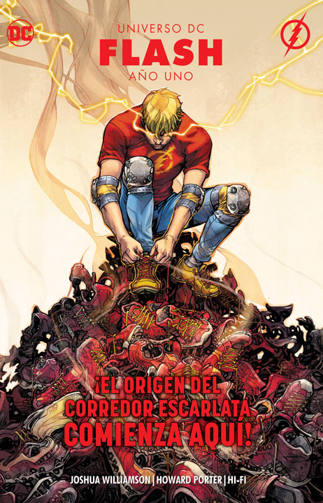 Universo DC – Flash: Año Uno