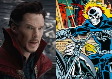 Ghost Rider debutaría en Doctor Strange in the Multiverse of Madness