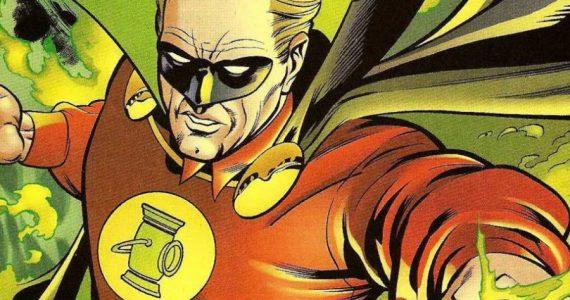 ¡Oficial! Alan Scott ha llegado a la serie Green Lantern