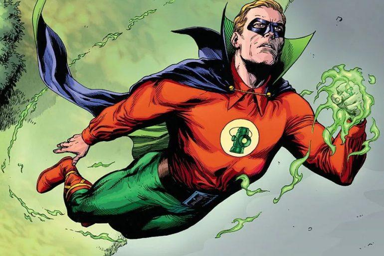 La serie Green Lantern habría encontrado a su Alan Scott